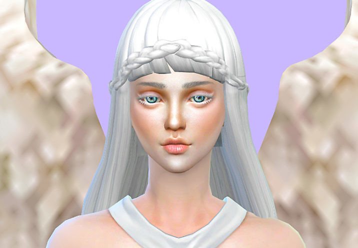 Sims 4 Character - Angel