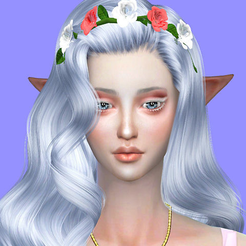 Sims 4 Character - Elf