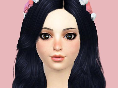 Sims 4 Character - Cute Girl