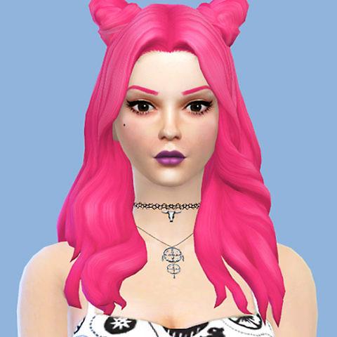 Симс 4 персонаж Лили