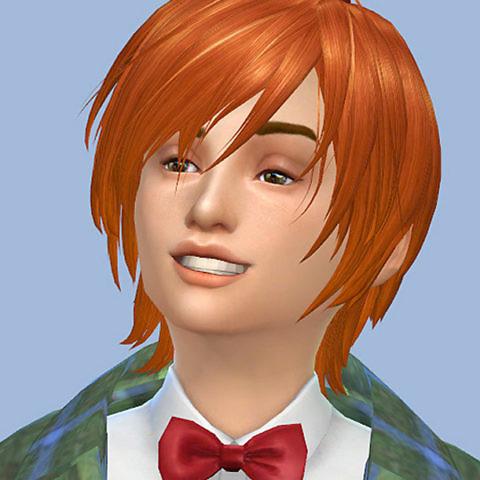 Симс 4 персонаж ребенок Вовочка