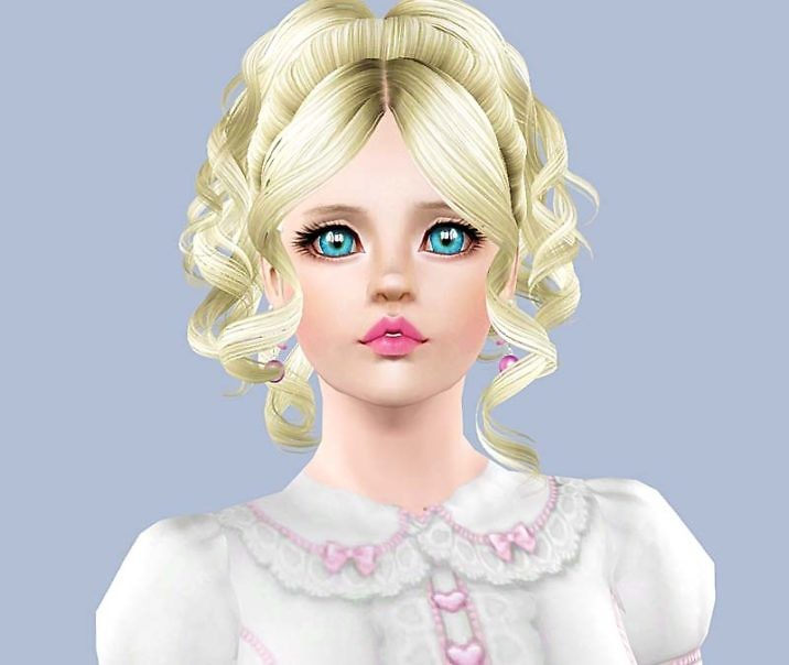 Симс 3 персонаж Анжелика