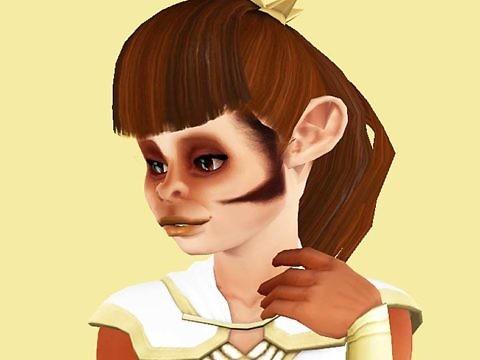Симс 3 персонаж Чикита