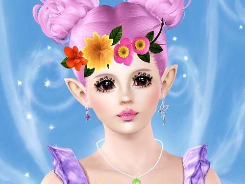 Симс 3 персонаж Фея сладостей