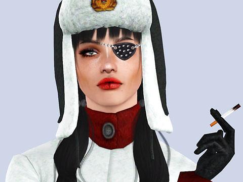 Симс 3 персонаж киллер - Мария Стрельцова